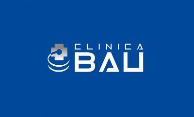 Logotipo Clínica Bau