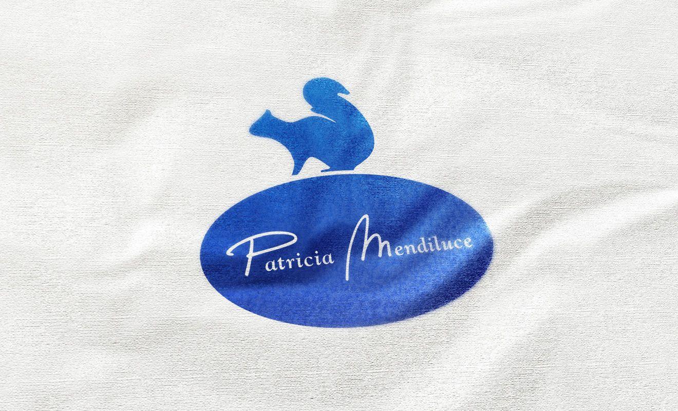 Logotipo Patricia Mendiluce