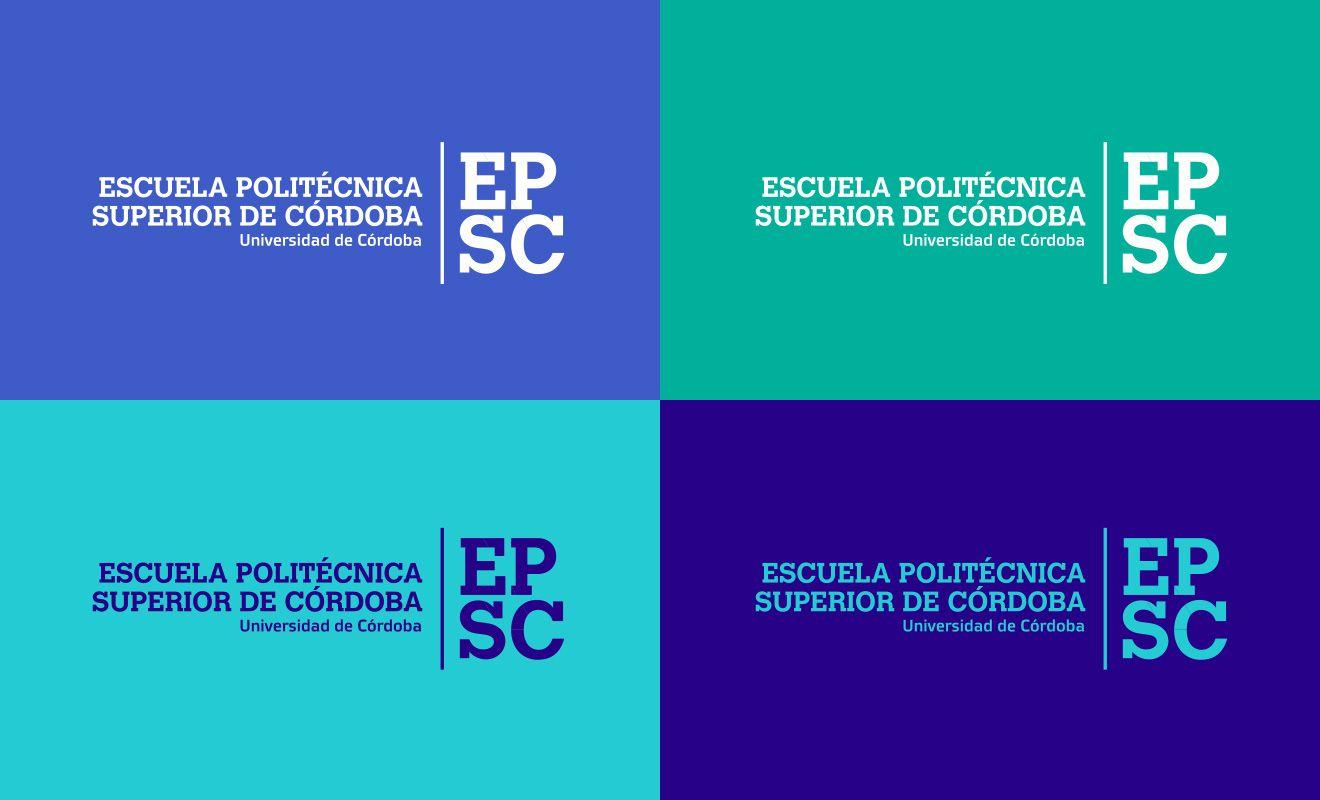Logotipos Escuela Politécnica Superior de Córdoba