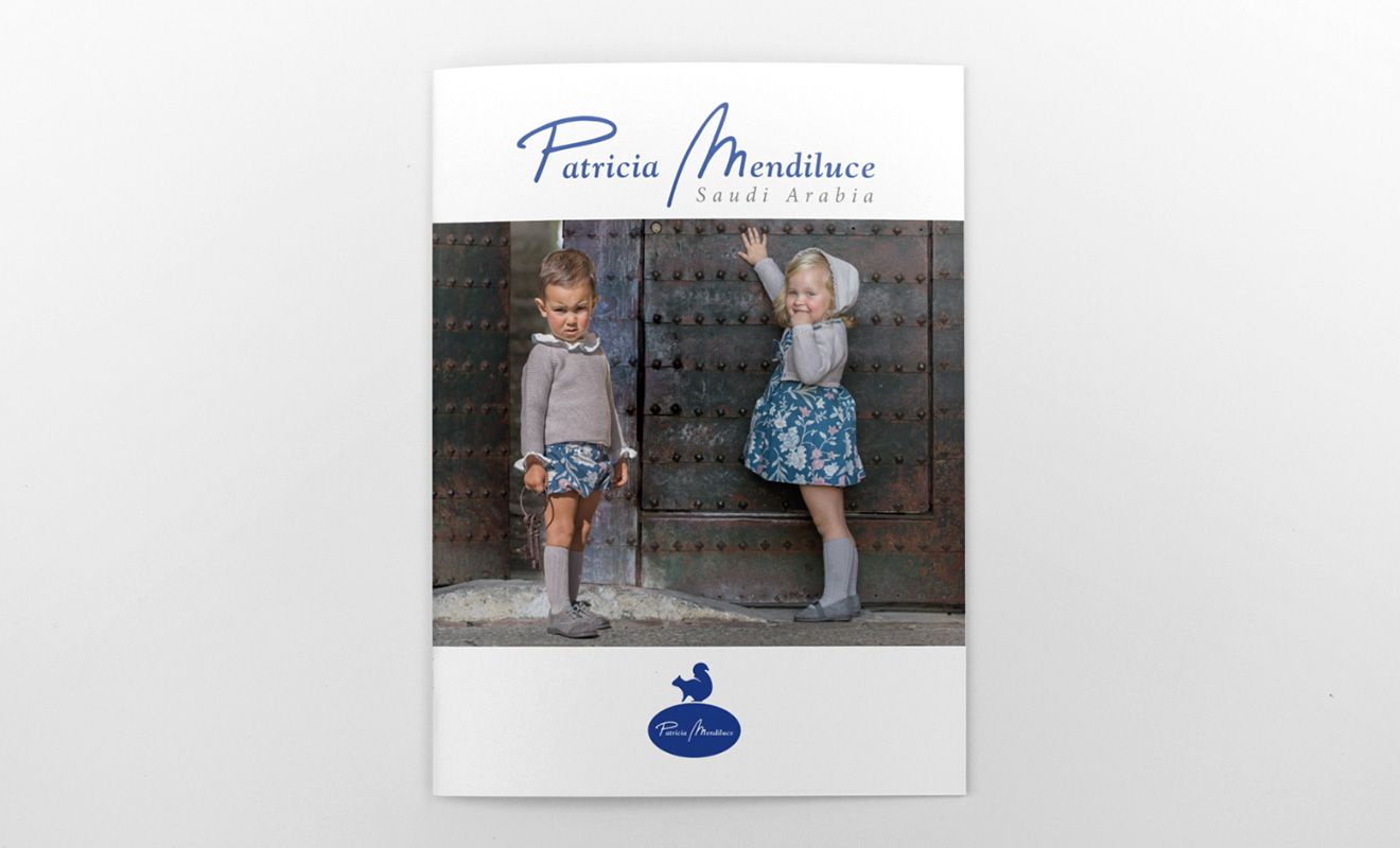Catálogo Patricia Mendiluce