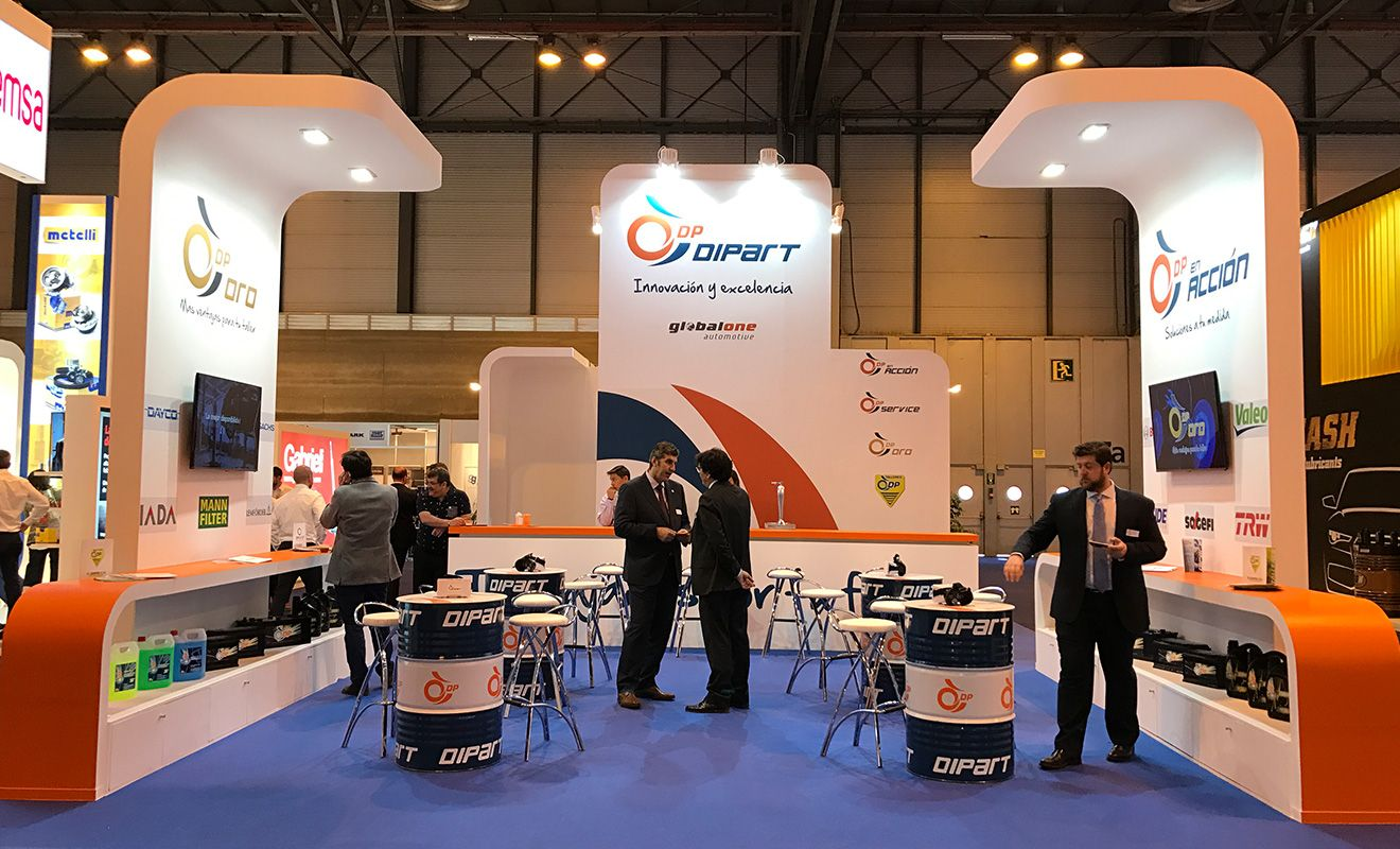 Stand Dipart