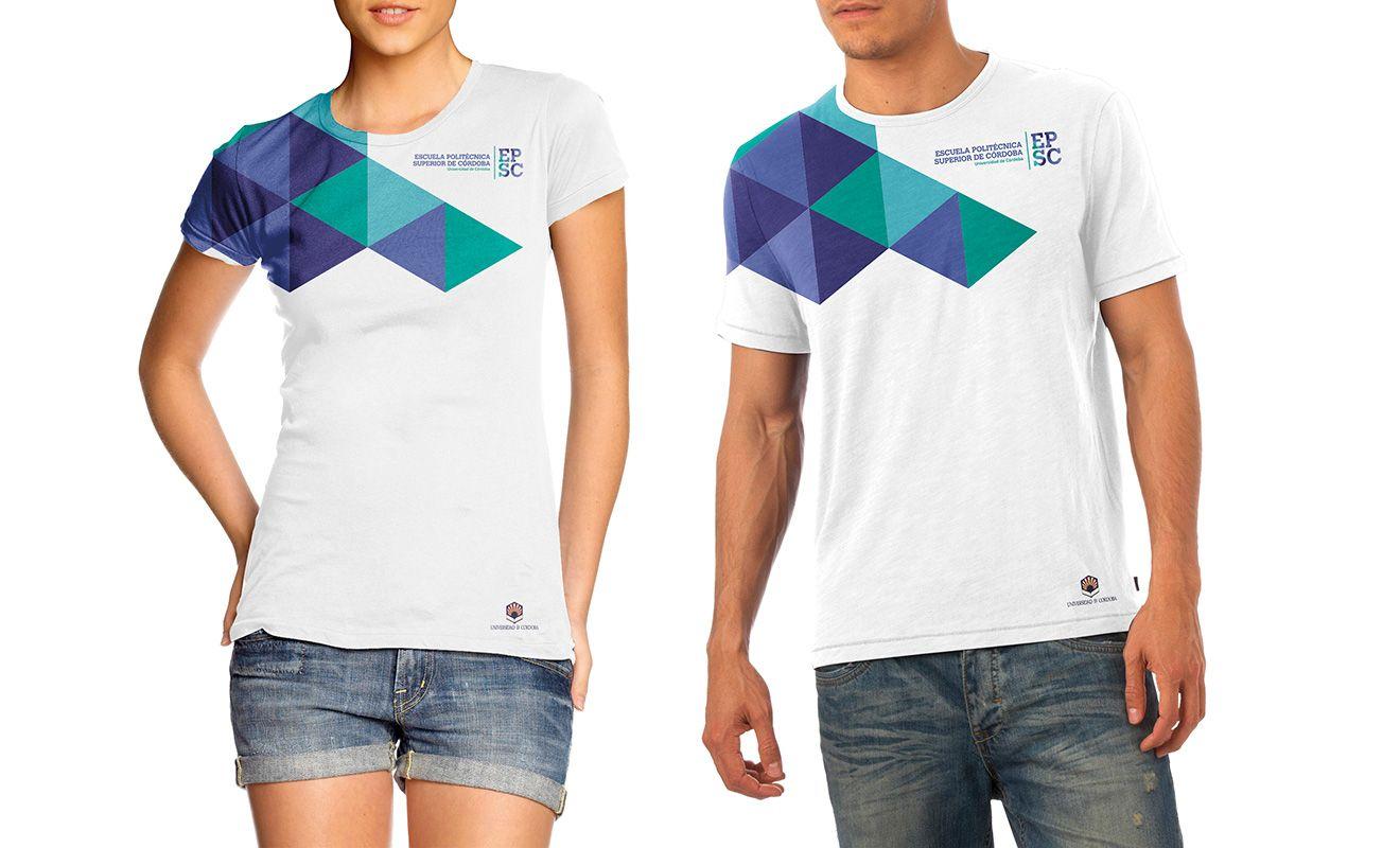 Camisetas Escuela Politécnica Superior de Córdoba