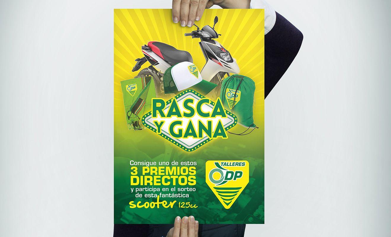 Rasca y Gana Talleres DP
