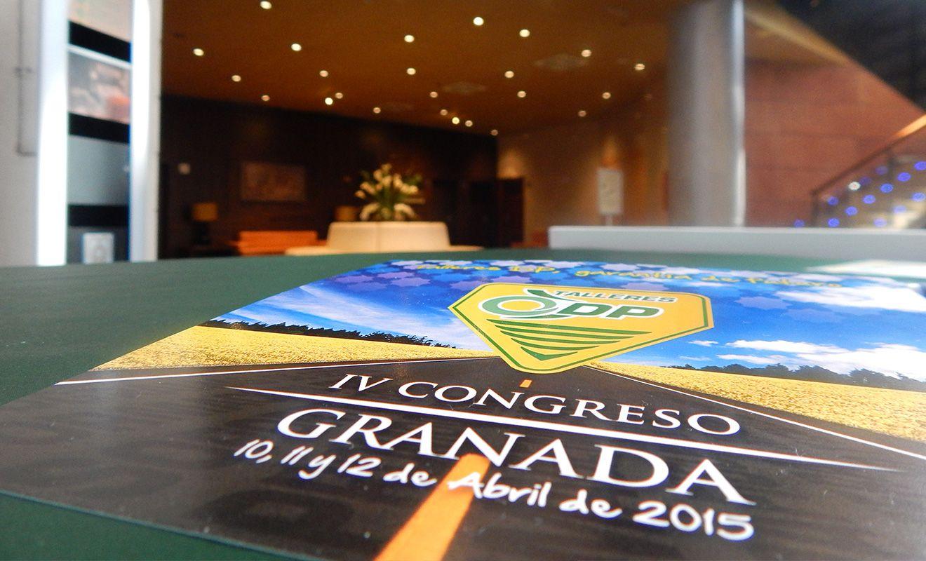 IV Congreso Talleres DP