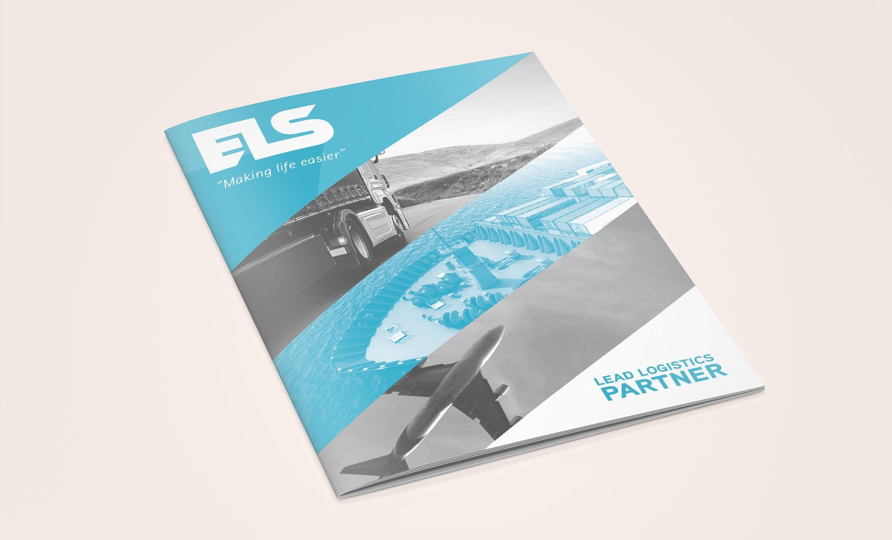 Lead Logistic Partner Brochure ELS