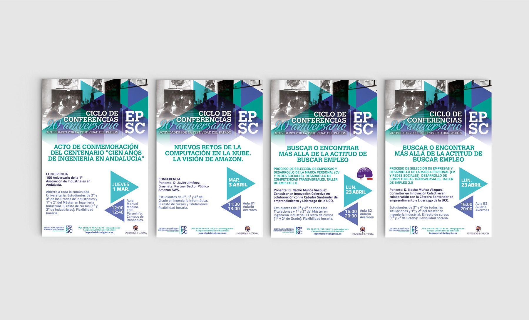Cartel Jornadas EPSC
