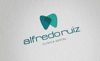 Logotipo Alfredo Ruiz Clínica Dental