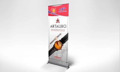 RollUp Artauro