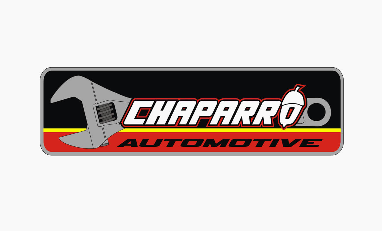 Logotipo Chaparro Automotive