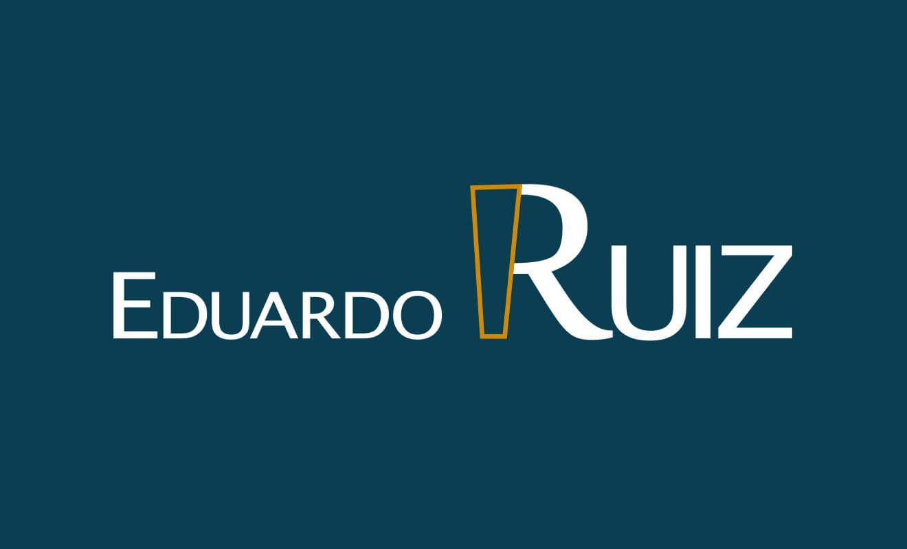 Logotipo Eduardo Ruiz