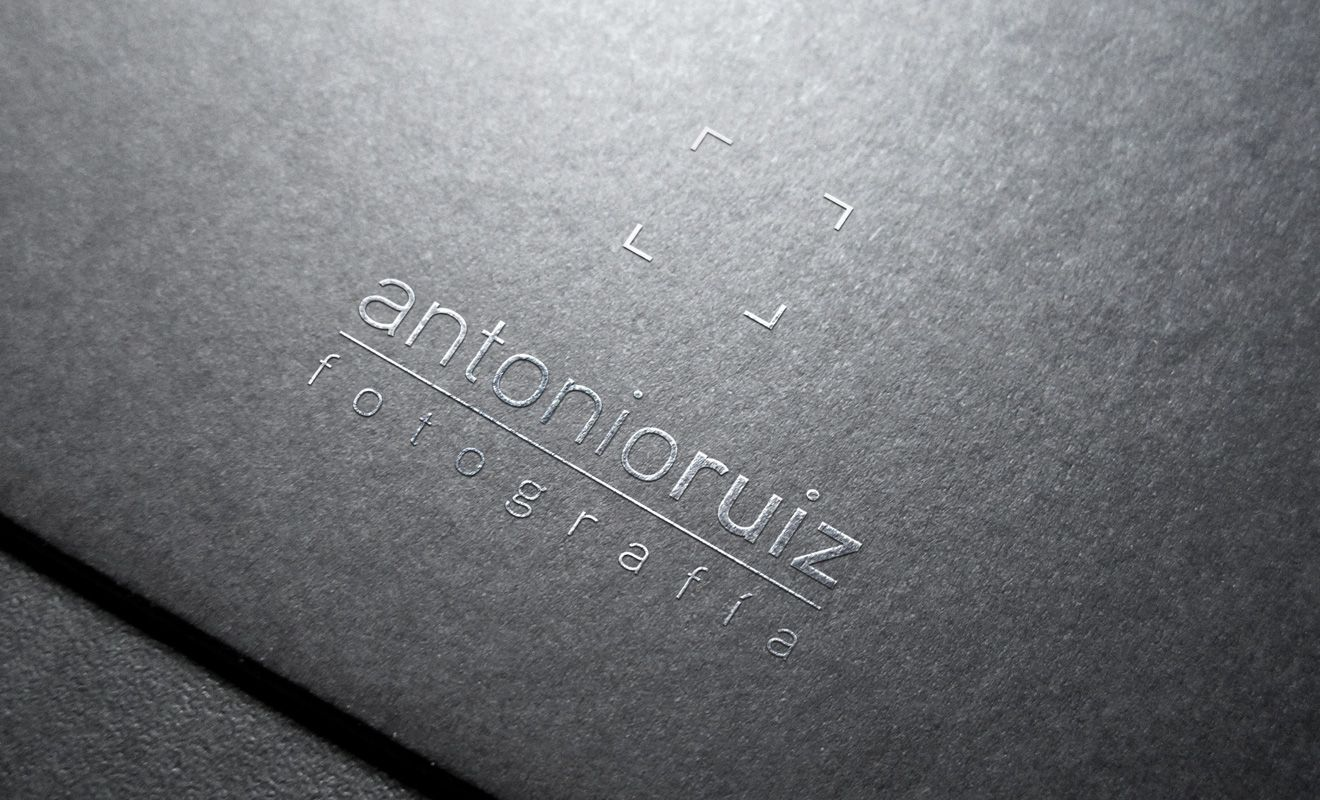 Logotipo Antonio Ruiz Fotografía