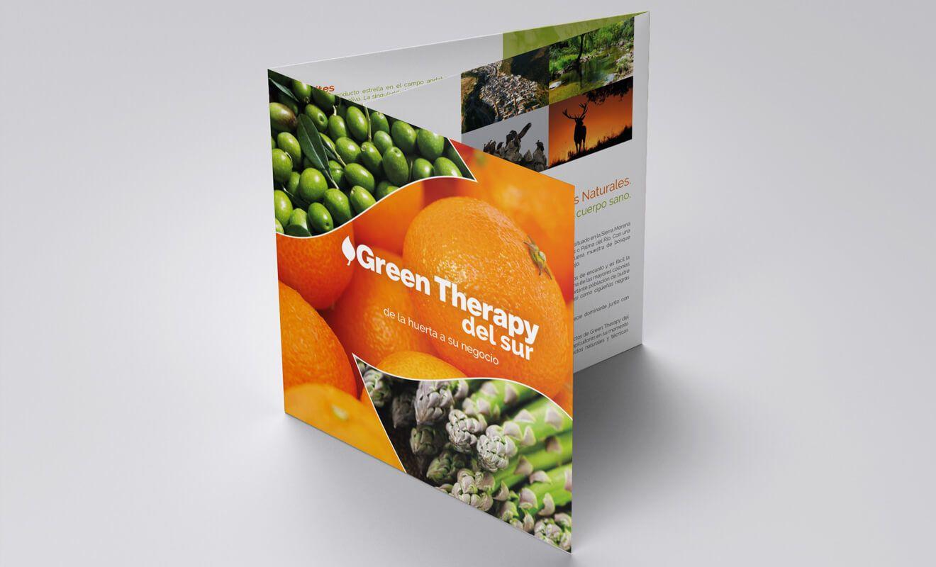 Catálogo Green Therapy del sur