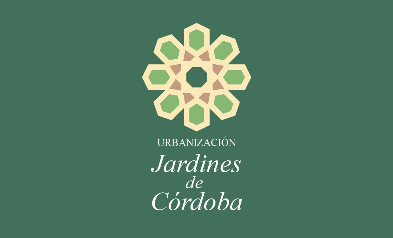 Logotipo Urbanización Jardines de Córdoba