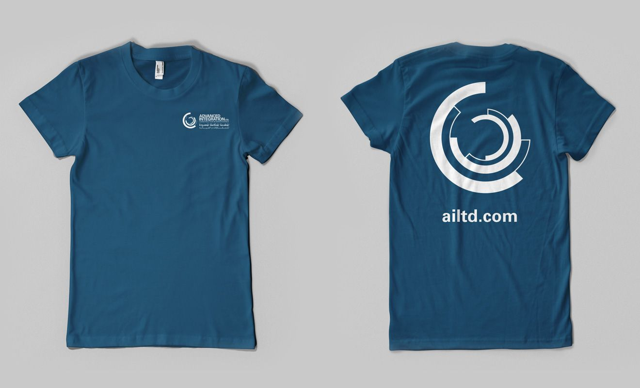 Camisetas Advanced Integrations