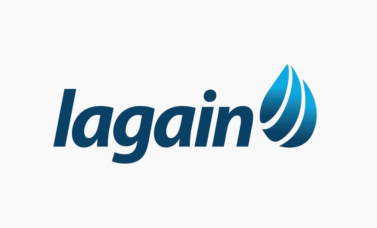 Logotipo Lagain