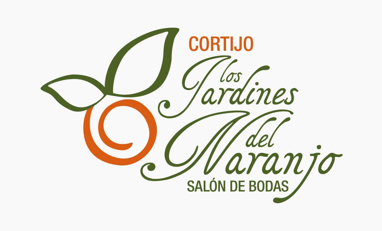 Logotipo Los Jardines del Naranjo