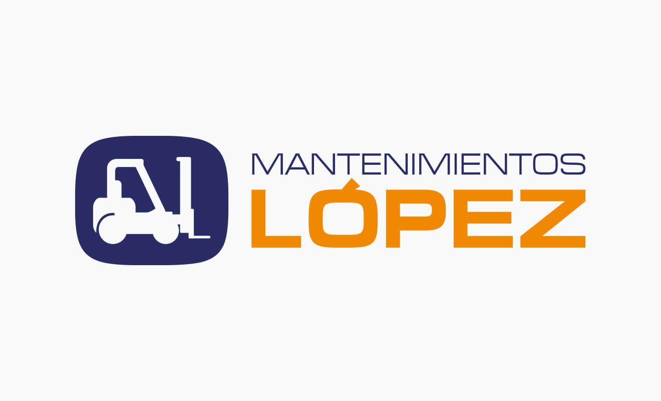 Logotipo Mantenimientos López