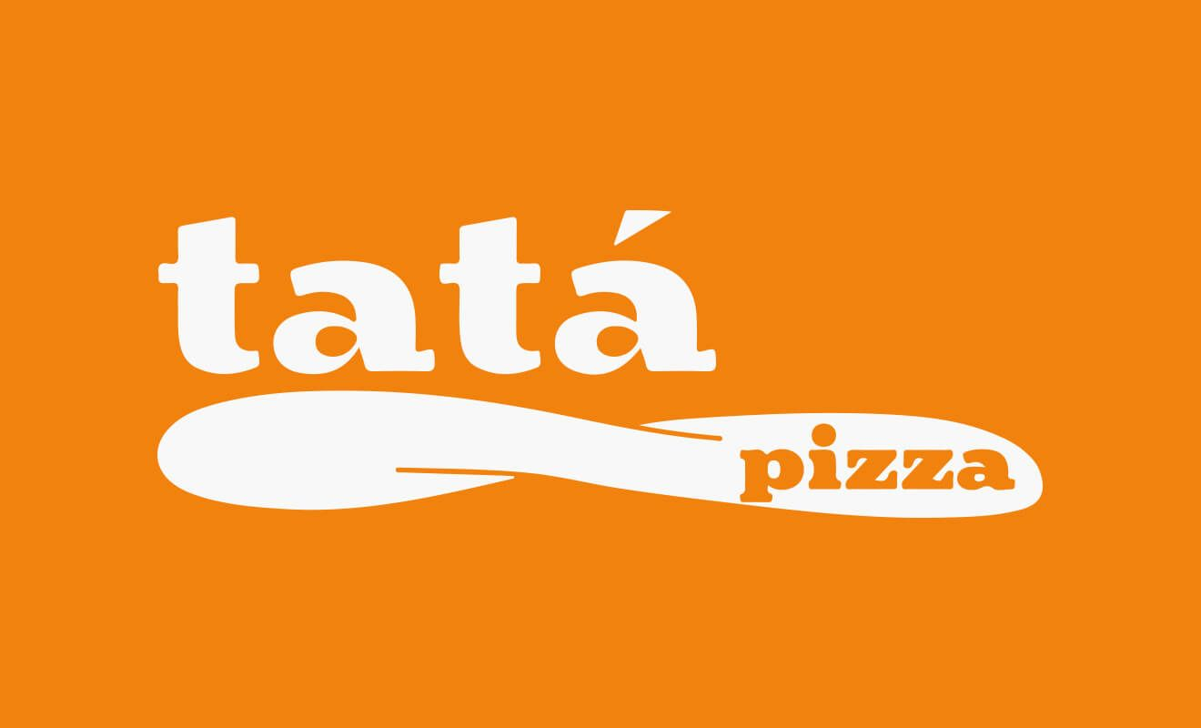 Logotipo Tata Pizza