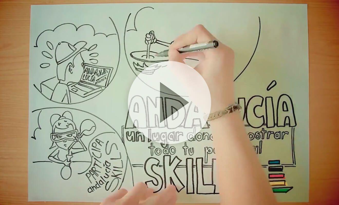 Video Andalucía Skills