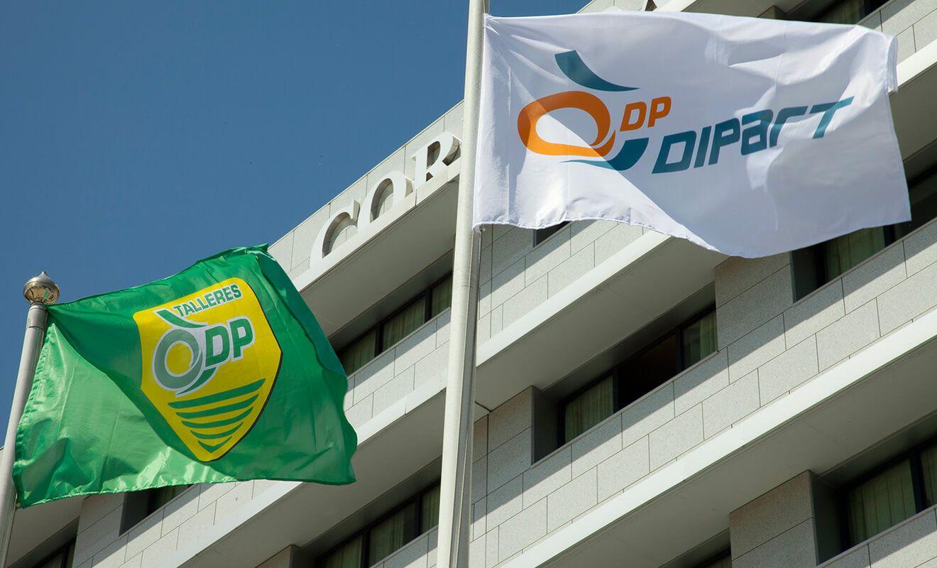 Banderas Dipart