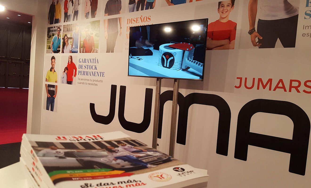 Stand Jumar Sport