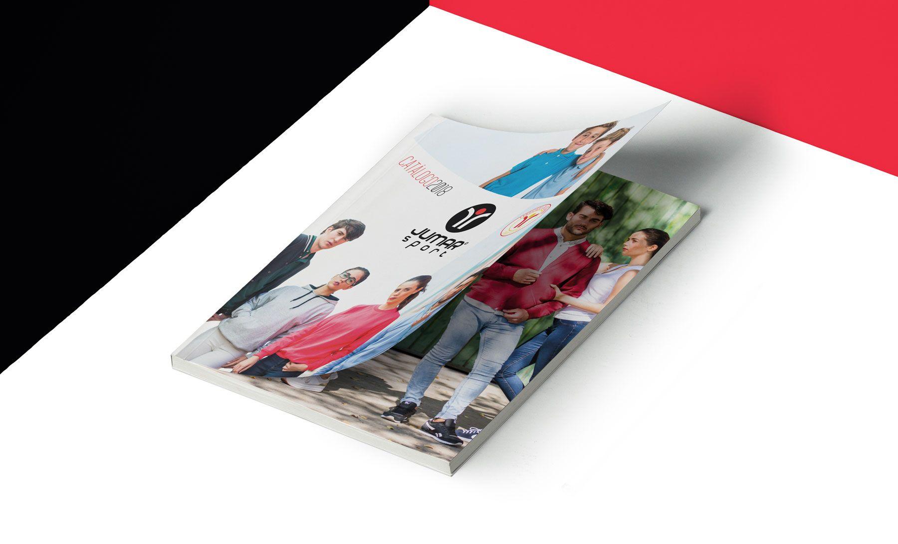 Catálogo Jumar Sport 2018