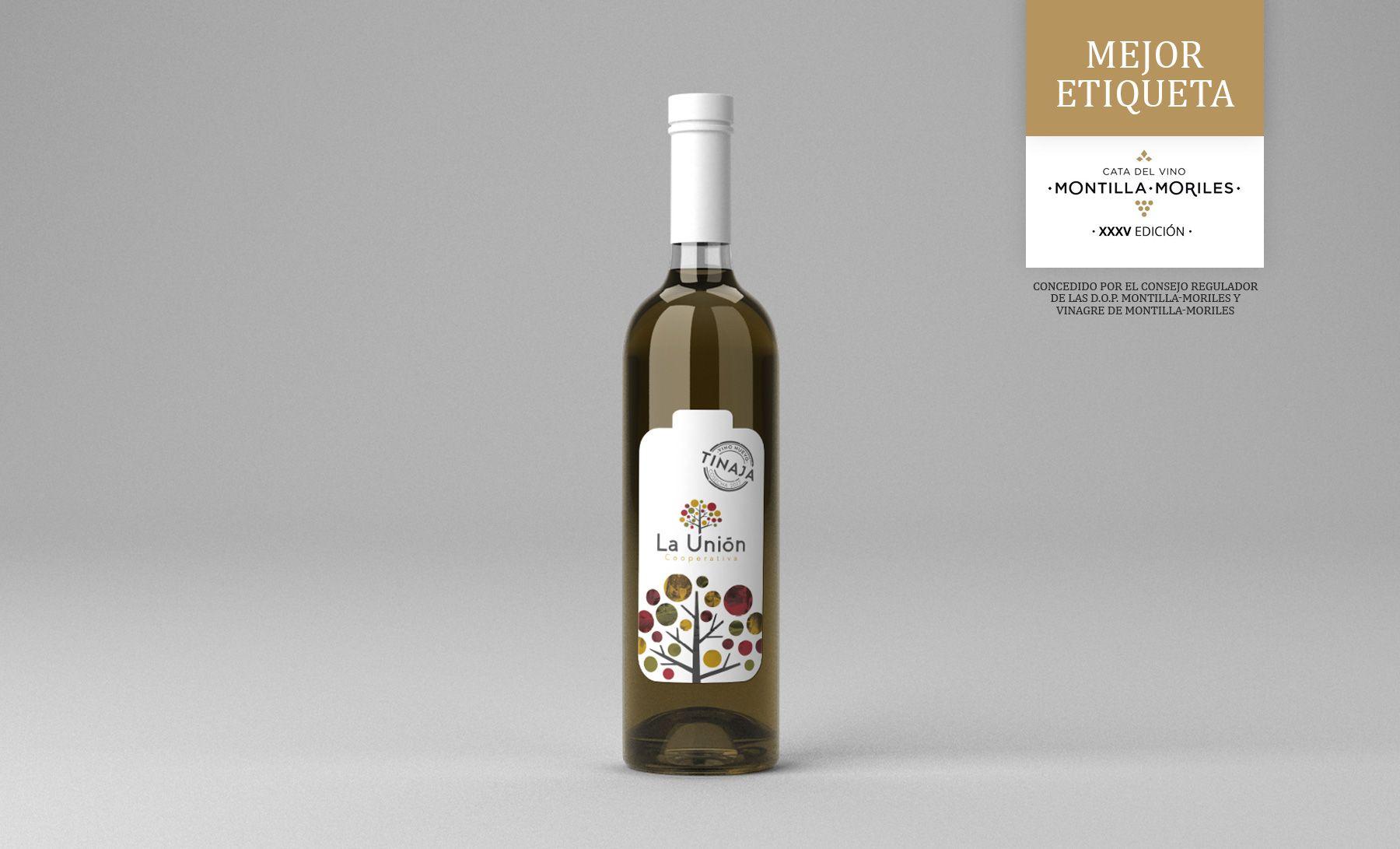 Premio Mejor Etiqueta Cata del Vino Montilla Moriles