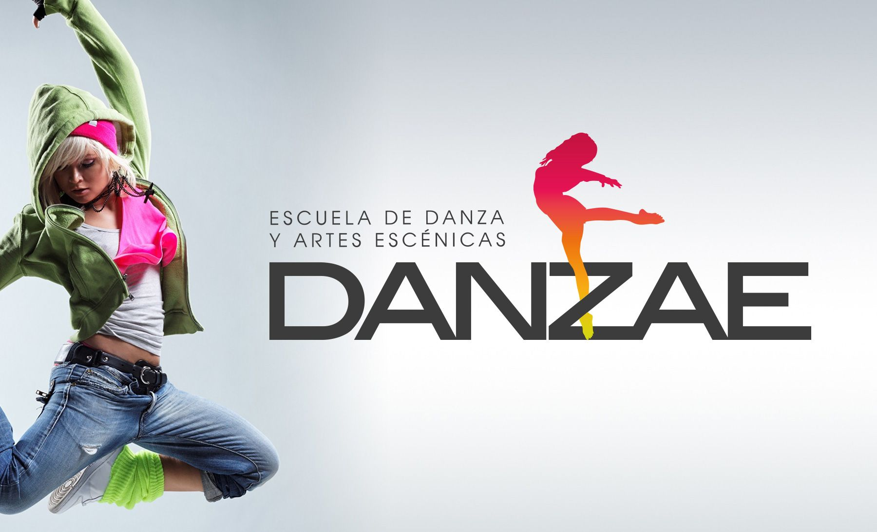 Logotipo Danzae