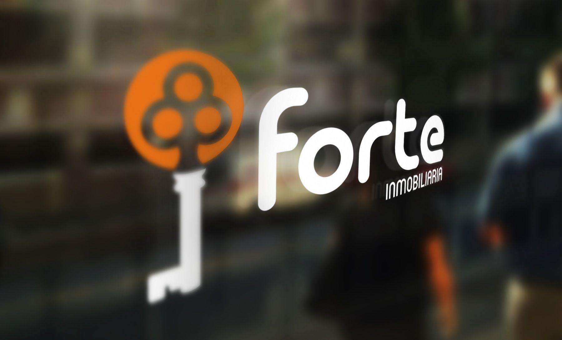Logotipo Inmobiliaria Forte