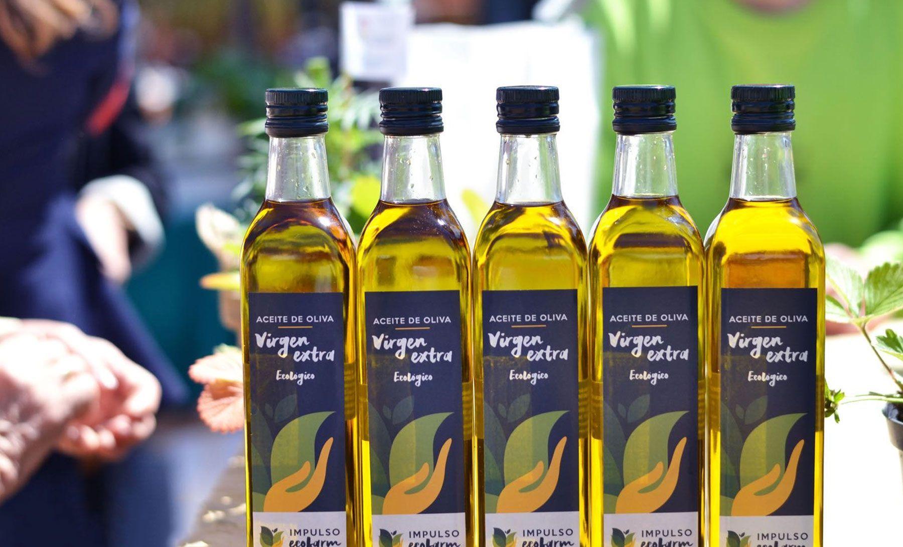 Aceite de Oliva Impulso Ecofarm Acopinb
