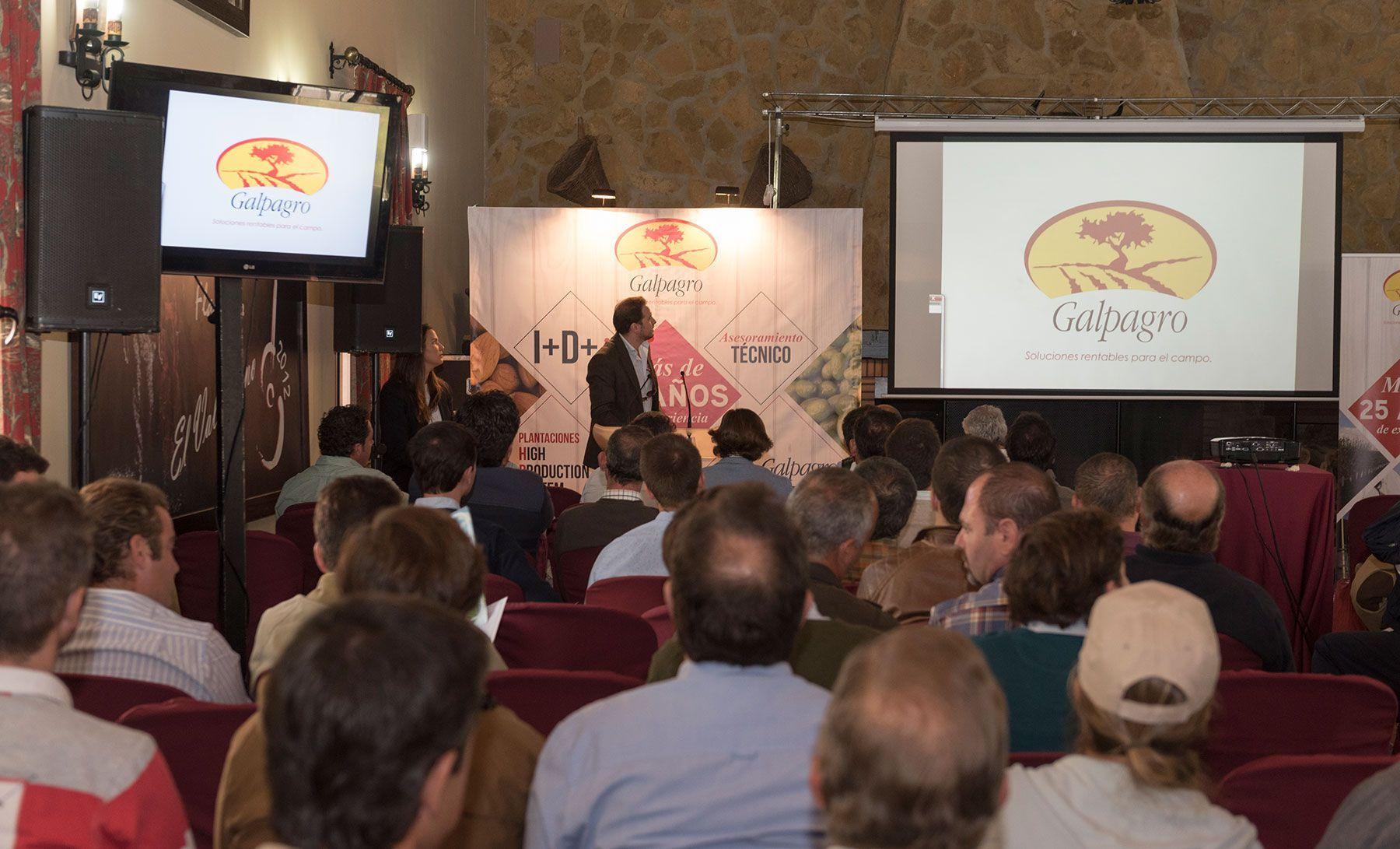 Evento Galpagro Audiovisuales