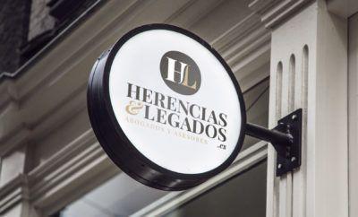 Logotipo Herencias & Legados