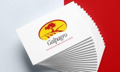 Logotipo Galpagro