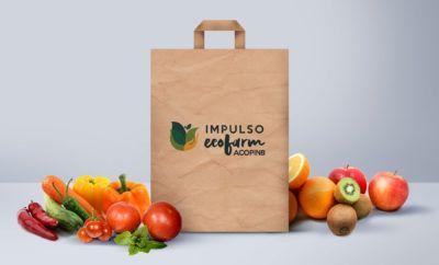 Logotipo Impulso Ecofarm Acopinb