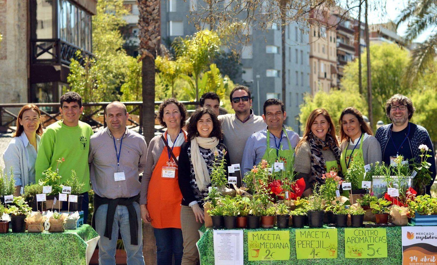 Mercado Ecosolidario Impulso Ecofarm Acopinb