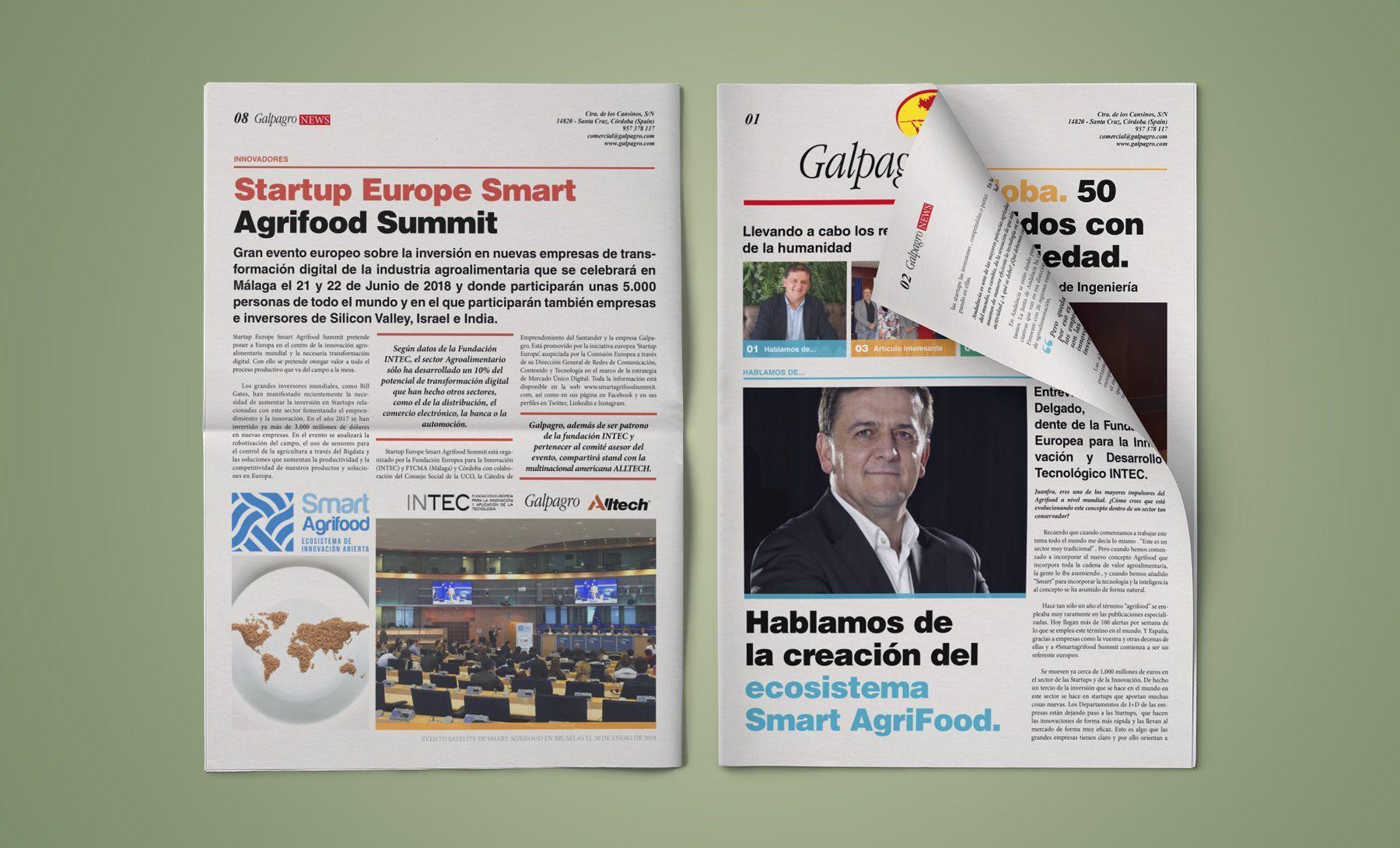 Galpagro News